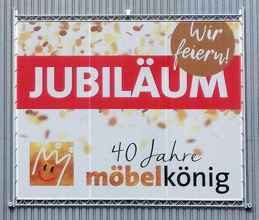 Möbel König Banner